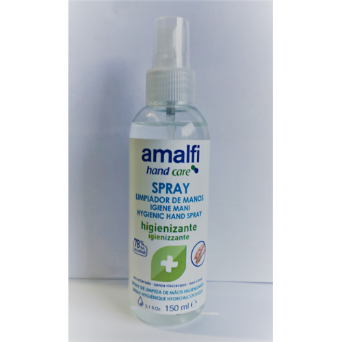 AMALFI ALCOOL 150 SPRAY DESINFECTANTE