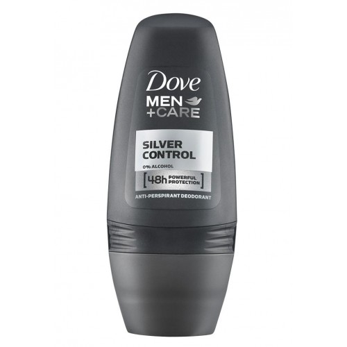 DOVE ROLL ON 50ML SILVER CONTROL