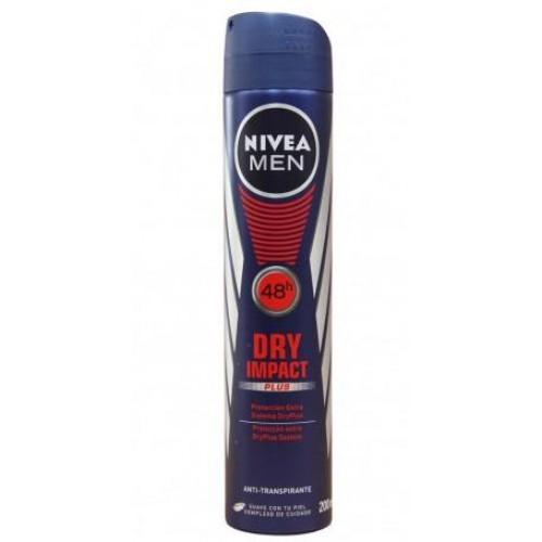 NIVEA DEO SPRAY 200ML DRY IMPACT