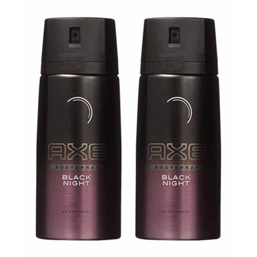 AXE BODY SPRAY 150 ML BLACK NIGHT