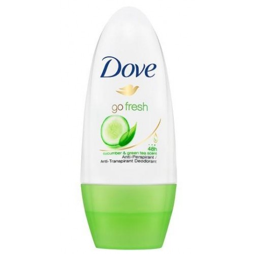 DOVE ROLL ON 50ML CUCUMBER