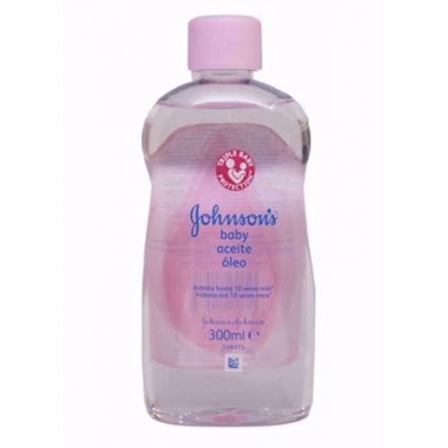 JOHNSON BABY OIL 300 ML