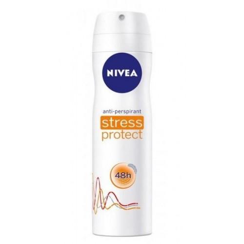 NIVEA DEO SPRAY 200ML STRESS PROTECT