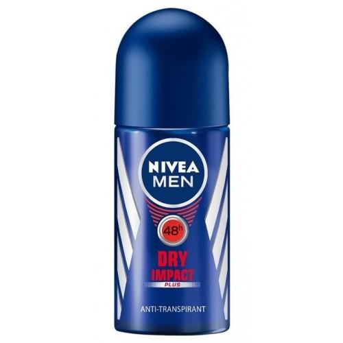 NIVEA ROLL ON 50ML DRY IMPACT MEN