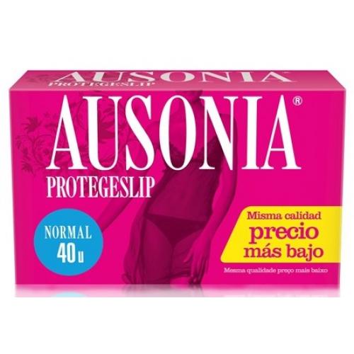 AUSONIA PENSOS HIGIENICOS PROTEGESLIP NORMAL 40UND