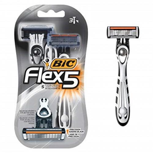 BIC FLEX 5 COM 3 MAQUINAS