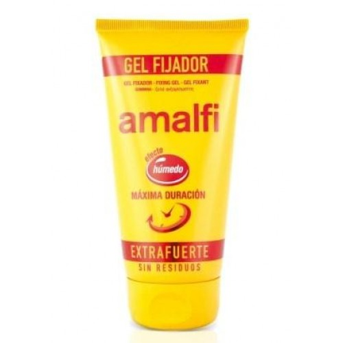 AMALFI GEL CABELO 150ML WET LOOK