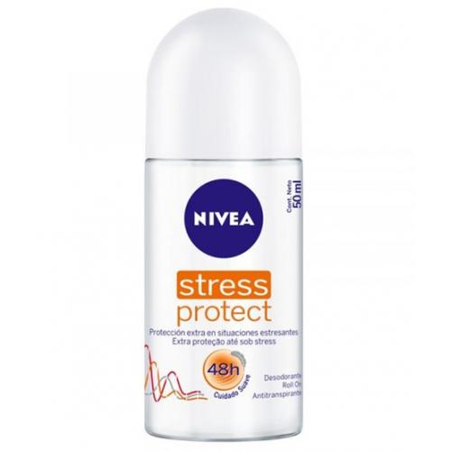 NIVEA ROLL ON 50ML STRESS PROTECT