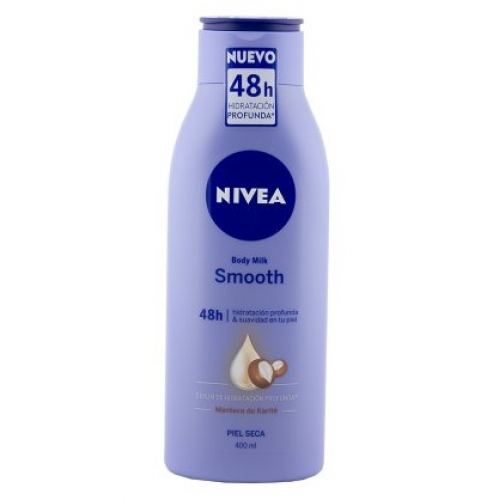 NIVEA BODY LOTION 400ML CACAO
