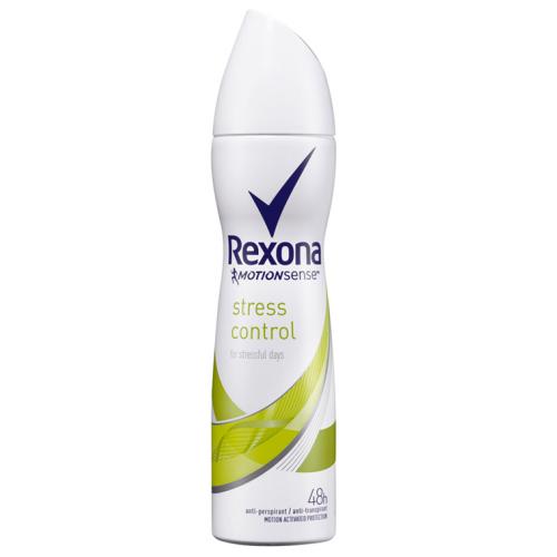 REXONA DEO SPRAY 200ML STRESS CONTROL