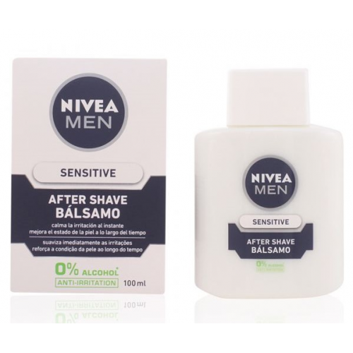 NIVEA AFTER SHAVE 100ML SENSITIVE