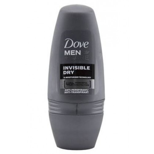 DOVE ROLL ON 50ML INVISIBLE DRY