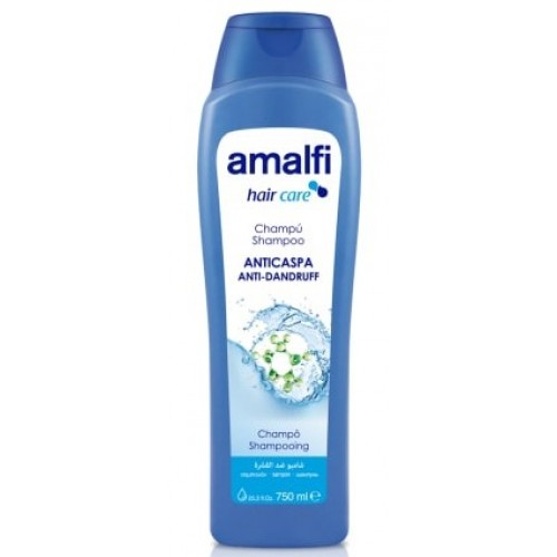 AMALFI SHAMPOO ANTICASPA 750 ML