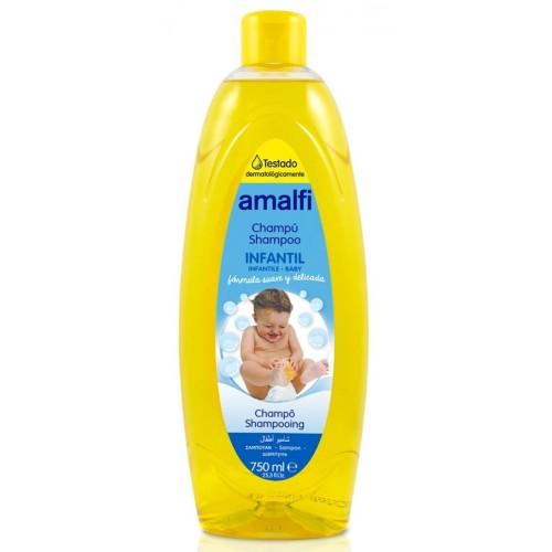AMALFI SHAMPOO 750ML INFANTIL