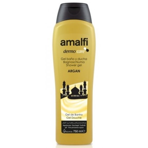 AMALFI GEL DE BANHO ARGAN 750 ML