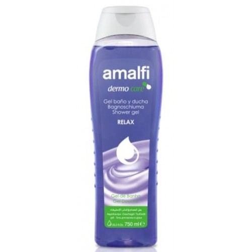 AMALFI GEL DE BANHO RELAX 750 ML