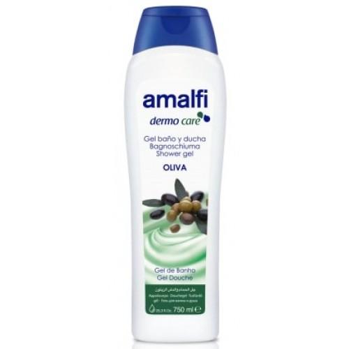 AMALFI GEL DE BANHO OLIVA 750 ML