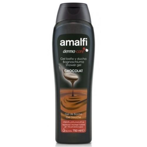 AMALFI GEL DE BANHO CHOCOLATE 750 ML