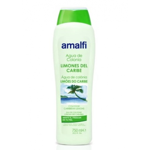 AMALFI COLONIA 750ML LIMONES