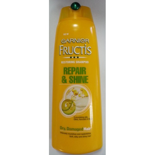 FRUCTIS SHAMPOO 250ML REPAIR & SHINE