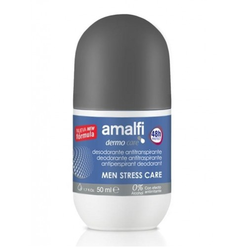 AMALFI DEO ROLL ON 50 ML STRESS CARE MEN
