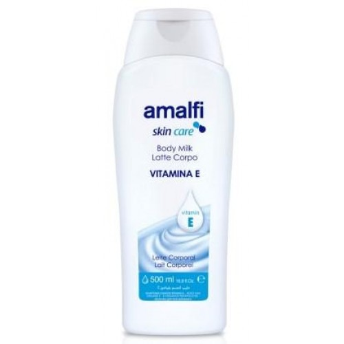AMALFI BODY MILK 500ML VITAMINA E