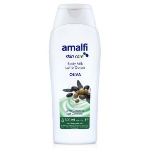 AMALFI BODY MILK 500ML OLIVA