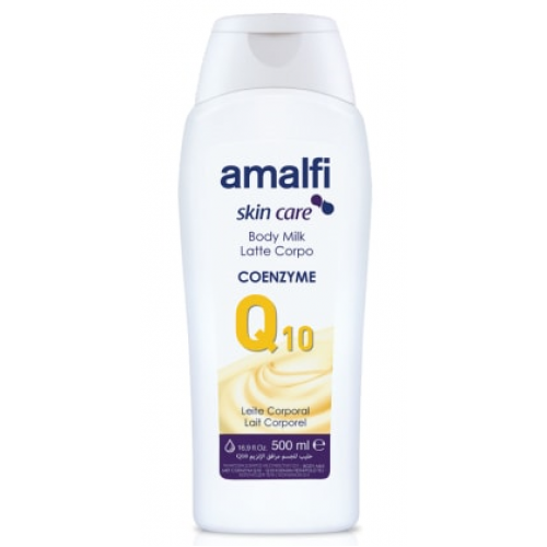 AMALFI BODY MILK 500ML Q10
