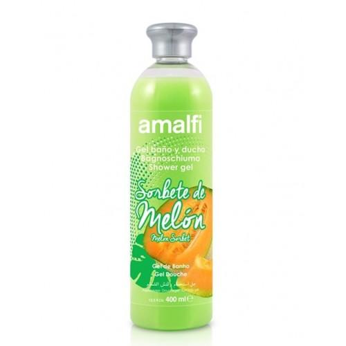 AMALFI GEL DE BANHO 400ML SORVETE DE MELAO