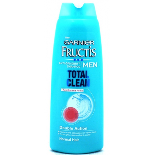 FRUCTIS SHAMPOO 250ML TOTAL CLEAN