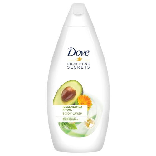 DOVE GEL DE BANHO 500ML RITUAL INVIGORATING