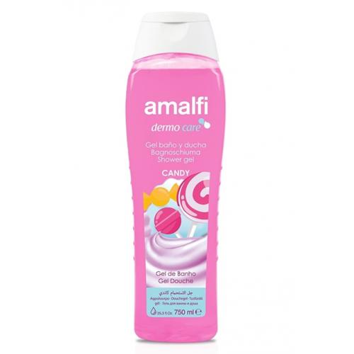 AMALFI GEL DE BANHO 750ML CANDY