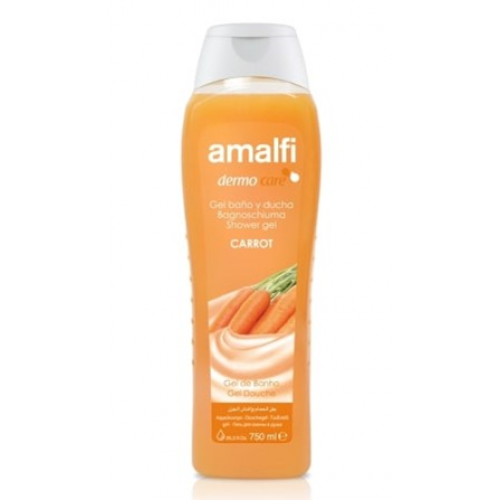 AMALFI GEL DE BANHO CARROT 750 ML