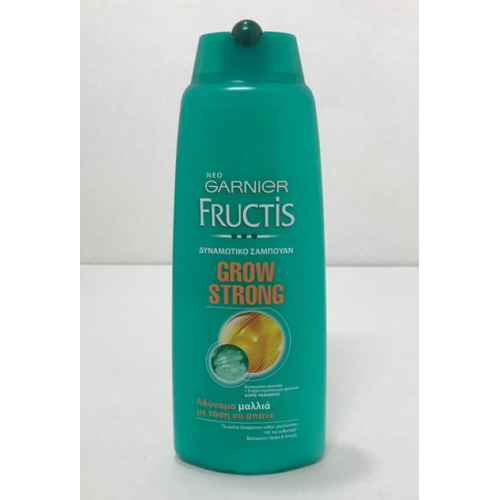 FRUCTIS SHAMPOO 400ML GROW STRONG
