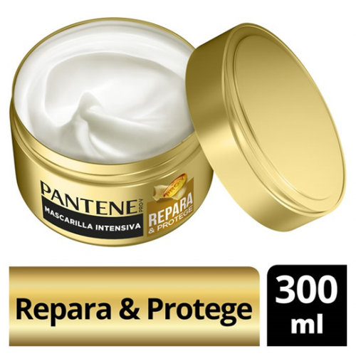 PANTENE MASCARA 300ML REPARA E PROTEGE