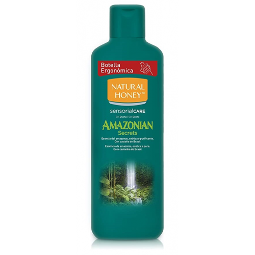 NATURAL HONEY GEL DE BANHO 650ML AMAZONIAN