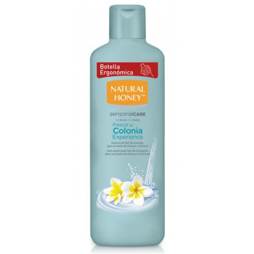 NATURAL HONEY GEL DE BANHO 650ML COLÓNIA