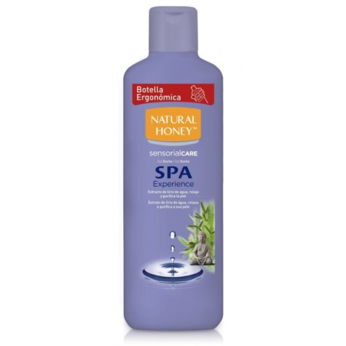 NATURAL HONEY GEL DE BANHO 650ML SPA