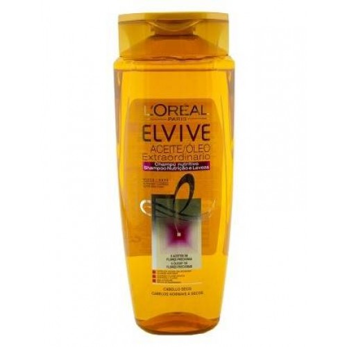 LOREAL ELVIVE SHAMPOO 700 ML OLEO EXTRA NORMAL