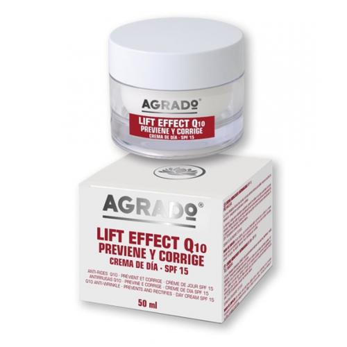 AGRADO CREME FACIAL 50ML Q10 LIFT EFFECT