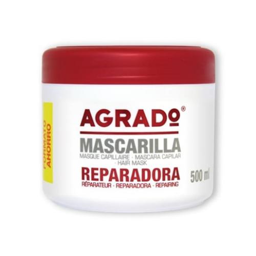 AGRADO MASCARA CAPILAR 500ML REPARADORA