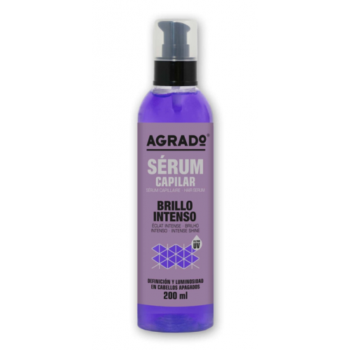 AGRADO SERUM CAPILAR BRILHO INTENSO 200ML