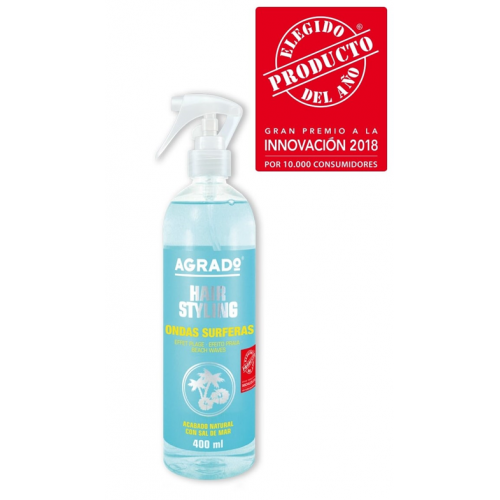AGRADO SPRAY CAPILAR TEXTURIZANTE 400ML