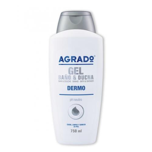 AGRADO GEL DE BANHO 750ML DERMO