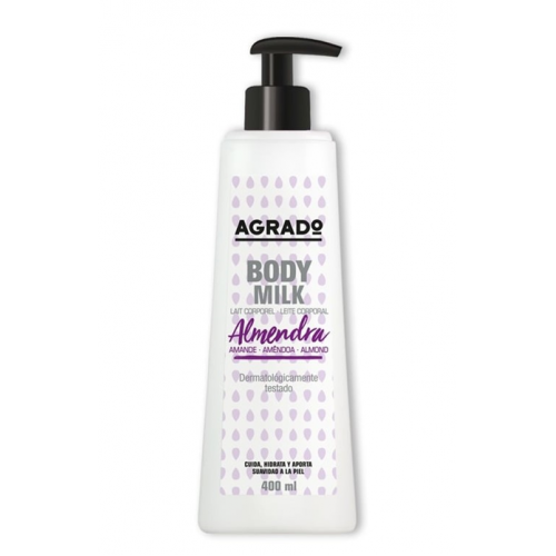 AGRADO BOBY MILK 400ML AMENDOAS