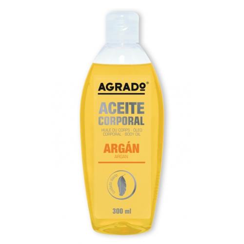 AGRADO OLOE CORPORAL 300ML ARGAN