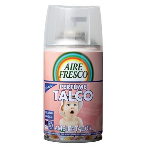 AIR FRESCO AMBIENTADOR RECARGA 250ML TALCO