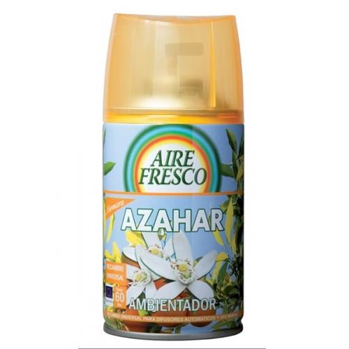 AIR FRESCO AMBIENTADOR RECARGA 250ML AZAHAR