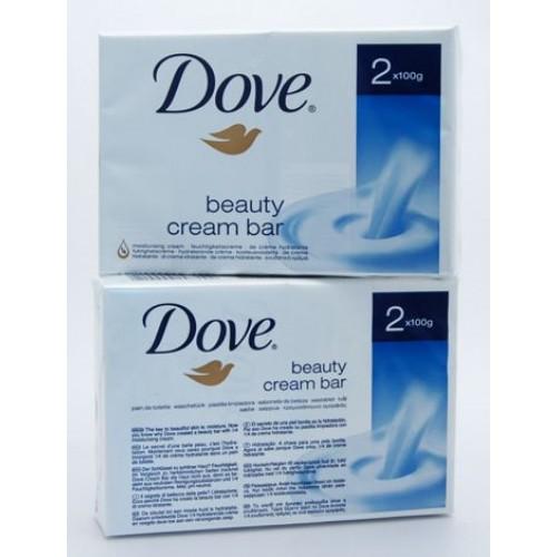 DOVE SABONETE 2*100GR CREAM BAR PACK2