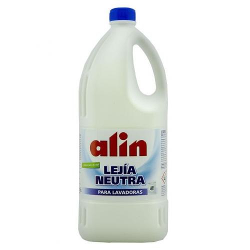 ALIN LIXIVIA 2LT BRANCA MAQUINA ROUPA